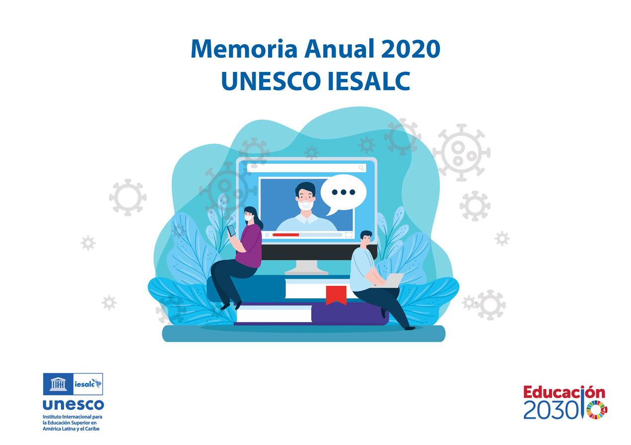 Memoria Anual 2020 IESALC